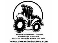 Yard Man for busy Tractor and 4x4 business