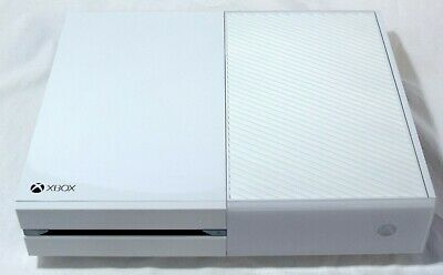 NEW Microsoft Xbox One 500GB WHITE Video Game Console UNIT ONLY System XB1 1540