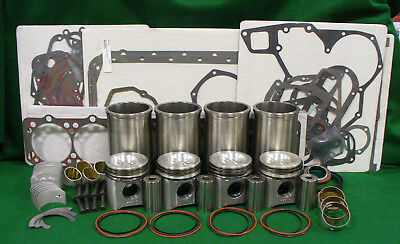 Rp798 John Deere Engine 4045t Inframe Overhaul Kit 5425 5515 5520 5525 310se