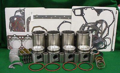 Rp924159 Case 336 Turbo Inframe Engine Rebuild Kit 300c 400c 600 800 825 870 880