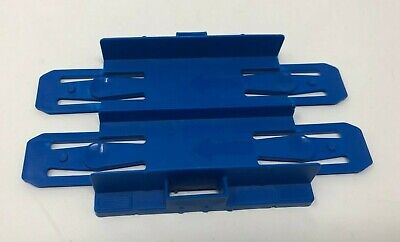 2015 Hot Wheels Ultimate Garage Replacement Part Zone 3 Dual Track Connector