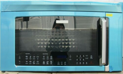 Electrolux EI30BM60MS 1.8 Cu Ft Over the Range Convection Microwave Oven #110