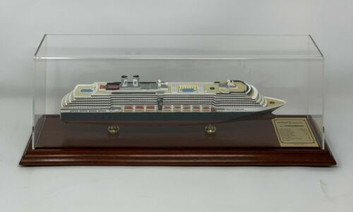 WESTERDAM 1:760th Scale Professional Ship Model in Case - NAUTIQUES wOrLdWiDe