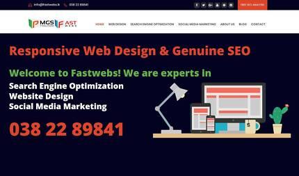 Budget Website Design Melbourne