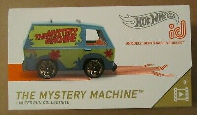 Hot Wheels id THE MYSTERY MACHINE ~ HW Screen Time #4 Limited Target Exc ~ NIP