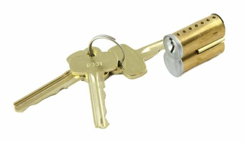 SFIC Interchangeable Core Cylinder A Keyway 7 Pin 2 Keys + Control Key Best NEW