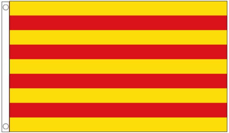 Spain Catalonia La Senyera 3