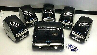 Lot Of 7 Dymo 1750160 1750283 Labelwriter 450 Turbo Thermal Label Printer