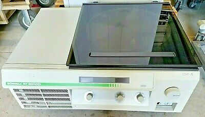 Sorvall Rt6000d Refrigerated Centrifuge With Rotor Power Cord