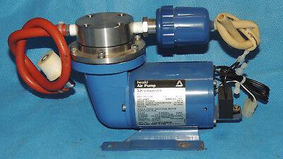 Iwaki Ap-115sh1dg Poles 20w Air Pump Filter Induction Motor Warranty