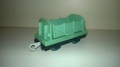 Thomas the Train Tank Engine Trackmaster - Dump Cargo - Van Car ** 2009