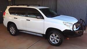 2012 Toyota LandCruiser Wagon Port Hedland Port Hedland Area Preview