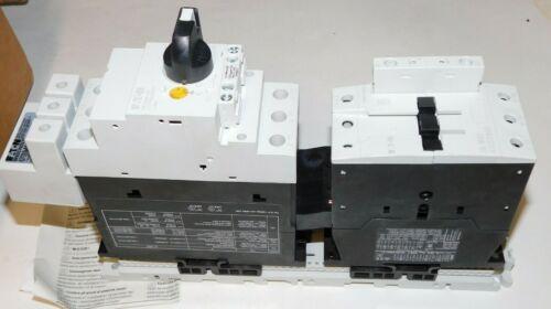 NEW EATON XTFC040DDA FVNR Type F Combination Motor Controller, 32-40 A, 110-120V