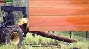 Byron Bay Forest Red Gum Hardwood Timber Decking