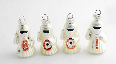 Halloween Decorations Ornaments (Halloween Decorations Glass Ghost Ornaments Boo)