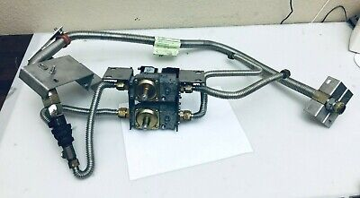 Blodgett Bc14g Ab Commercial Oven Gas Control Valve Assembly With Hoses
