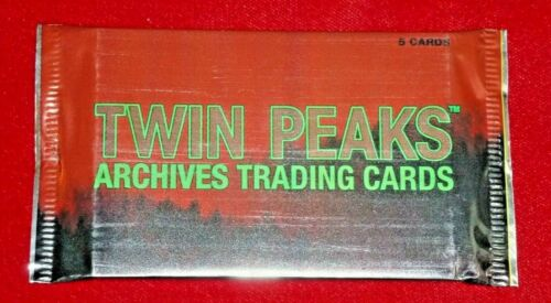 Twin Peaks Archives 2019 Rittenhouse Archives - Lot of 25 Sealed Card Packs