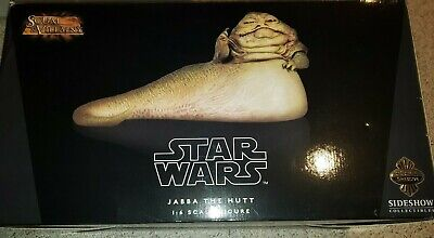 Sideshow Collectibles Star Wars: Jabba the Hut Action Figure RotJ 1/6th #2146