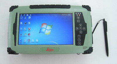 Leica Cs25 7 Rugged Tablet Pc For Surveying One Month Warranty