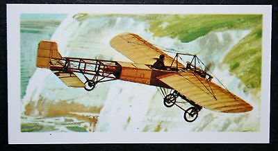 Bleriot X1 Monoplane               Illustrated  Card   EXC