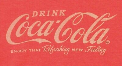 "T-Shirt LRG Coca~Cola ""Enjoy That Refreshing New Feeling"" T-Shirt"