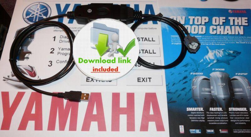 Yamaha+Evinrude ETEC (Johnson) + SUZUKI Outboard Diagnostic set BEST