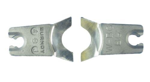 Burndy WBG Index BG W Style Compression Tool Die MD6 MD6-8 MD7