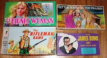 Vintage Retro Collectable Boardgames and Jig Saw Puzzle Mount Macedon Macedon Ranges Preview