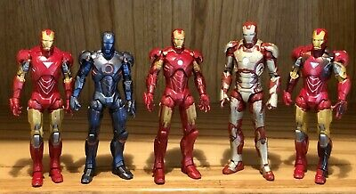 Marvel Legends - Iron Man loose Lot