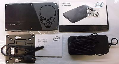 Intel BOXNUC6i7KYK1 NUC6i7KYK i7-6770HQ DDR4 SODIMM  NUC Kit  Tested Return