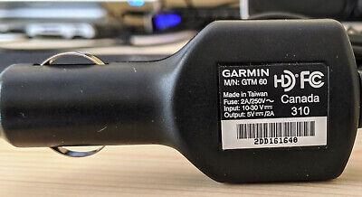 GARMIN GTM-60 HD Traffic Receiver Power Cable