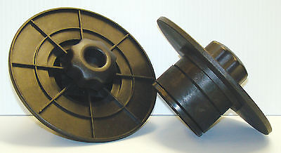 Roland Or Any 3 Inkjet Printer Media Holder Flange Pair 3 Cores Only