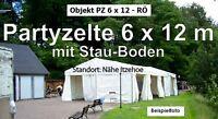 gebrauchte Partyzelte Festzelte Zelte 6 x 12 m mit Stau-Boden Thüringen - Saale-Holzland-Kreis Vorschau