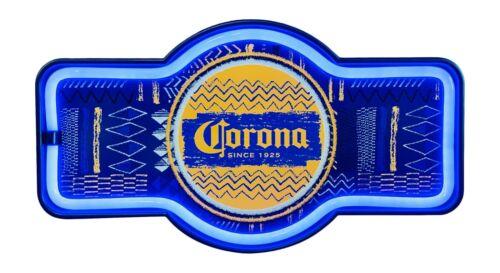 Corona LED Neon Light Rope Bar Sign, Home Bar Garage Shop Man Cave Decor