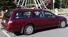GREAT CONDITION 2002 Ford Falcon Wagon Fremantle Fremantle Area Preview