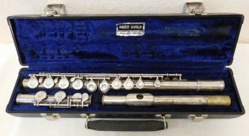 Vintage Gemeinhardt M2 Flute Number B65261