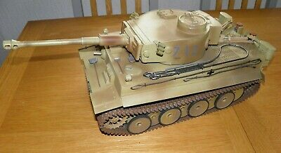 HENG LONG TIGER 1/16 TANK INFRARED for sale  Shipping to Ireland