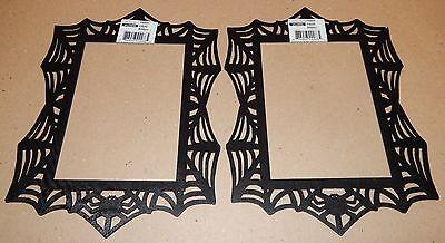 Halloween Wooden Black Frames Crafts Creatology 11