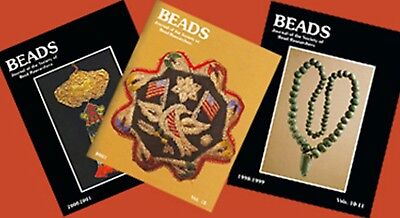 BEADS Research Journal Partial Set 22 Issues Special Offer 25% Price Reduction