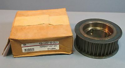 Gates P36-14mgt-55-2517 Powergrip Gt2 Sprocket Taper Lock Timing Pulley Nos