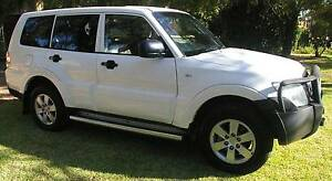 2007 Mitsubishi Pajero Wagon Risdon Park Port Pirie City Preview