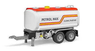 Bruder 03925 Anhänger für 02827 Mack 03775 MAN Tankwagen Neuheit 2017