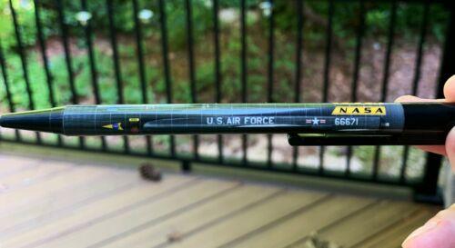 NASA X-15/SR-71 Inspired Space Race Ink Pen