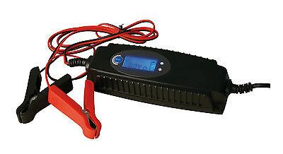 SALE Auto Motorrad Batterieladegerät Kfz 6V/12V mit LCD Bildschirm 6660455