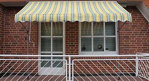 balkon markise ebay. Black Bedroom Furniture Sets. Home Design Ideas