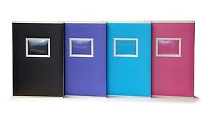 Large-Pink-Two-Tone-Memo-Slip-In-Photo-Album-300-6-x-4-Photos
