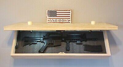 #2 Editor's Choice Floating Shelf Gun Safe