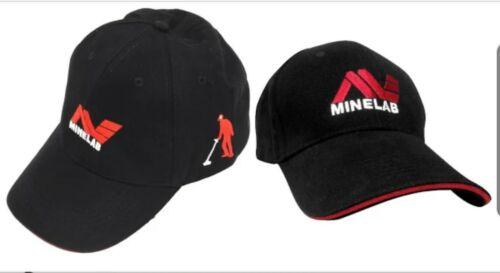Minelab Metal Detector Baseball Cap Hat Accessories