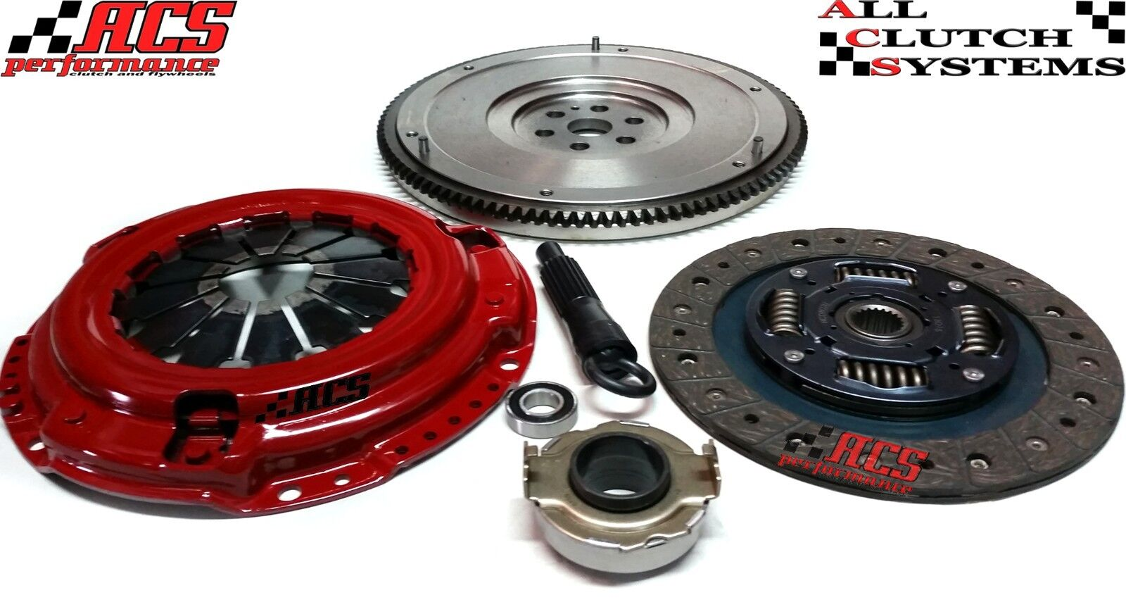 2154 Ld Luk Clutch Part Numbers : Acs stage clutch kit hd flywheel  honda civic