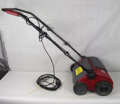 Einhell RG-SA 1433 Electric Lawn Aerator Missing grass box and Aerator Blade
